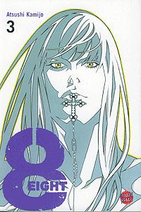 EIGHT, Band 3, Carlsen-Manga