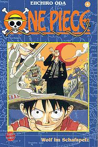 One Piece, Band 4, Wolf im Schafspelz