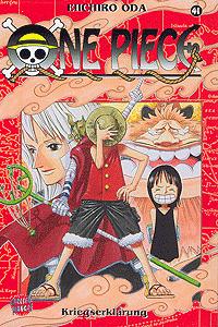 One Piece, Band 41, Kriegserklärung
