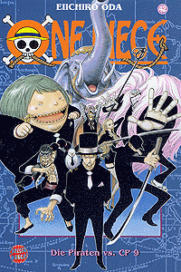 One Piece, Band 42, Carlsen-Manga