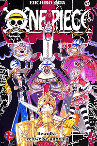 One Piece, Band 47, Carlsen-Manga
