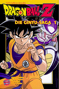 Dragon Ball Z - Die Ginyu-Saga, Band 1, Carlsen-Manga
