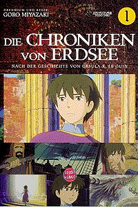 Die Chroniken von Erdsee, Band 1, Nach der Geschichte von Ursula K. Le Guin