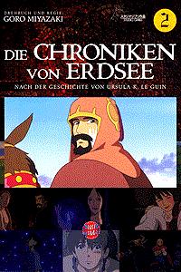 Die Chroniken von Erdsee, Band 2, Nach der Geschichte von Ursula K. Le Guin