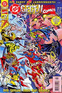 DC vs. Marvel, Band 2, Der Kampf des Jahrhunderts