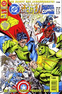 DC vs. Marvel, Band 3, Der Kampf des Jahrhunderts