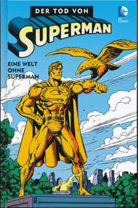 DER TOD VON SUPERMAN lim. Hardcover, Band 2, DC/Panini Comics