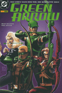 Green Arrow, Sammelband 1, DC/Panini Comics