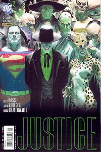 Justice, Band 5, DC/Panini Comics
