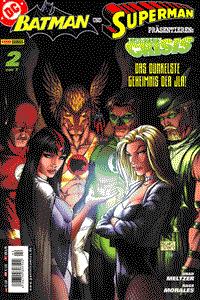 BATMAN UND SUPERMAN präsentieren: IDENTITY CRISIS, Band 2,