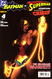 BATMAN UND SUPERMAN pr�sentieren: IDENTITY CRISIS, Band 4,