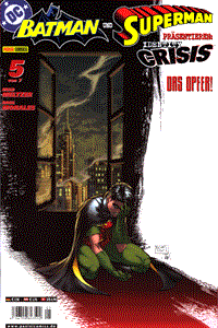 BATMAN UND SUPERMAN präsentieren: IDENTITY CRISIS, Band 5, DC/Panini Comics