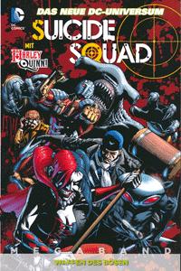 SUICIDE SQUAD MEGABAND, Band 2, Waffen des B�sen