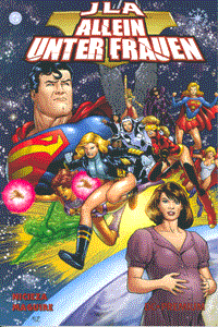 DC Premium 14: JLA Softcover, Einzelband, DC/Panini Comics