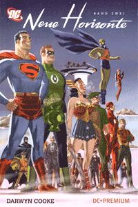 DC Premium 41: NEUE HORIZONTE II Softcover, Einzelband, DC/Panini Comics