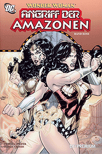 DC Premium 54: WONDER WOMAN Softcover, Band 1, DC/Panini Comics