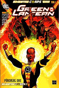 Green Lantern, Sammelband 7, Fürchtet das Sinestro Corps