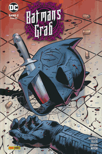 Batmans Grab lim. Hardcover, Band 2, DC/Panini Comics