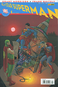 All Star Superman, Band 4,