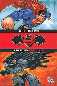 Batman/Superman Paperback, Band 1, Freunde und Feinde
