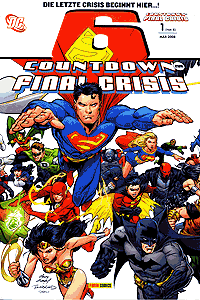 Countdown zur Final Crisis, Band 1, DC/Panini Comics
