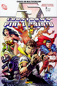 Countdown zur Final Crisis, Band 2, DC/Panini Comics