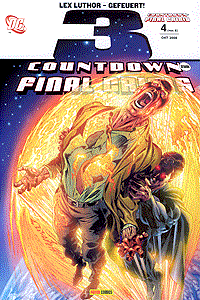 Countdown zur Final Crisis, Band 4, DC/Panini Comics