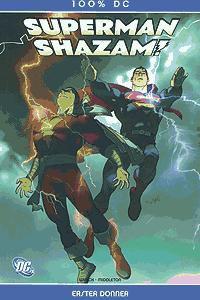 100% DC: Superman Shazam!, Einzelband, DC/Panini Comics