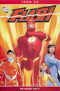100% DC: Flash, Band 3, DC/Panini Comics