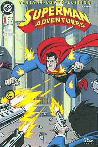 Superman Adventures, Band 1, (Dezember 1997)
