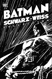Batman Schwarz-Wei� Collection, Band 1, DC/Panini Comics