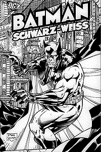 Batman Schwarz-Wei� Collection, Band 2, DC/Panini Comics