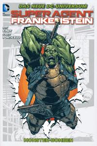 Superagent Frankenstein, Band 2, DC/Panini Comics