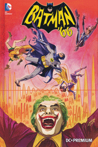 DC PREMIUM 89: BATMAN '66 LIM. HARDCOVER, Band 2, DC/Panini Comics