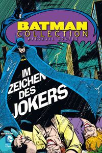 BATMAN COLLECTION: MARSHALL ROGERS lim. Hardcover, Einzelband, Im Zeichen des Jokers