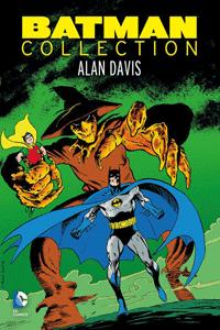BATMAN COLLECTION: ALAN DAVIS lim. Hardcover, Band 1, DC/Panini Comics