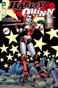 Harley Quinn, Band 1, Kopfgeld auf Harley
