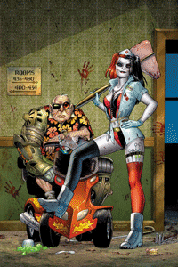 Harley Quinn, Band 2, DC/Panini Comics