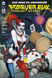 Forever Evil Sonderband, Band 4, DC/Panini Comics