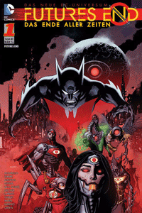 FUTURES END, Band 1, DC/Panini Comics