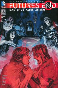 FUTURES END, Band 3, DC/Panini Comics