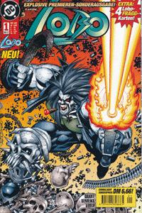 LOBO, Band 1, DC/Panini Comics