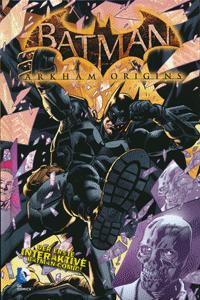 BATMAN - ARKHAM ORIGINS lim. Hardcover, Einzelband, DC/Panini Comics