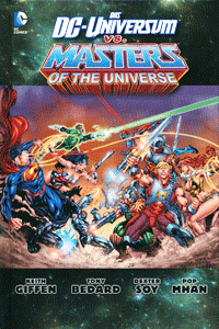 Das DC-Universum vs. die Masters of the Universe lim. Hardcover, Einzelband, DC/Panini Comics