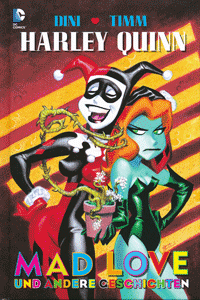 HARLEY QUINN: MAD LOVE lim. Hardcover, Einzelband, Marvel/Panini Comics