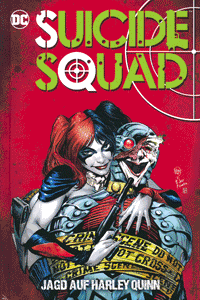 SUICIDE SQUAD: JAGD AUF HARLEY QUINN lim. Hardcover, Einzelband, DC/Panini Comics