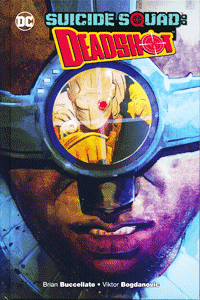 SUICIDE SQUAD: DEADSHOT lim. Hardcover, Einzelband, DC/Panini Comics