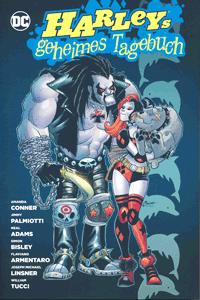 HARLEYS GEHEIMES TAGEBUCH, Band 2, DC/Panini Comics