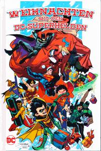 Weihnachten mit den DC-Superhelden, Einzelband,