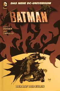 BATMAN PAPERBACK lim. Hardcover, Band 1-9, Eulen